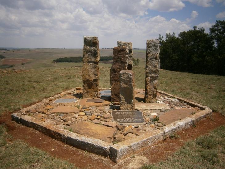 Onverwacht Battlefield Memorial