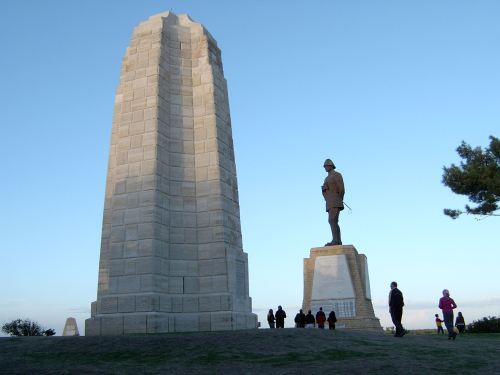 Chunuk Bair was the site of engagement of importance to New Zealand born ANZAC Forces