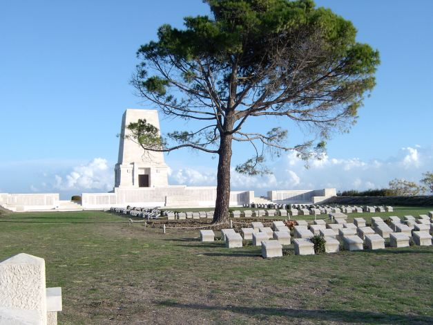 Lone Pine was a major battle in the memory of the ANZAC Forces